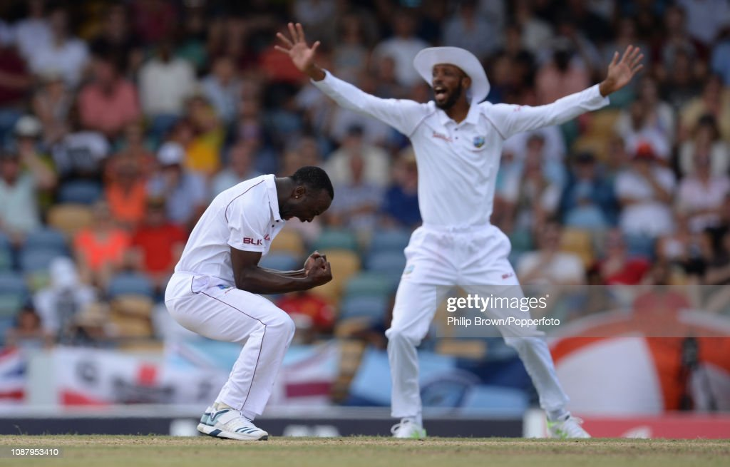 West Indies v England - Day Two : News Photo