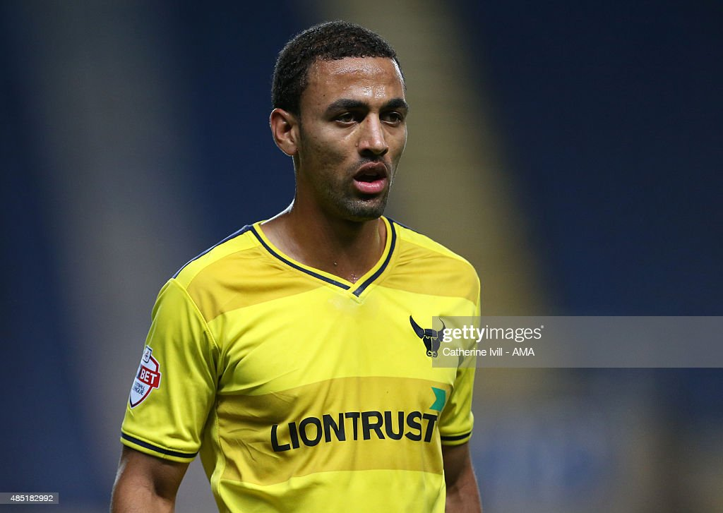 Oxford United v Notts County - Sky Bet Football League Two : News Photo