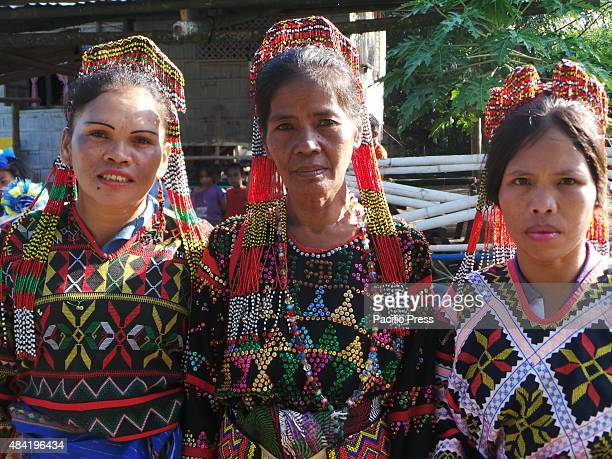 Kematu, a small scale gold mining village in Mindanao celebrates their 3rd Blowon Festival. Blowon is a t'boli word which means gold.