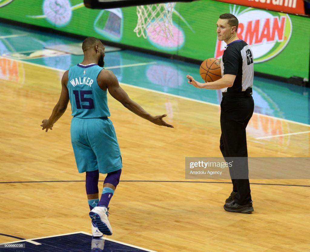 Charlotte Hornets vs New Orleans Pelicans: NBA : News Photo