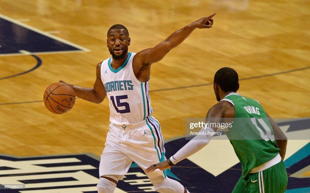 Boston Celtics vs Charlotte Hornets : News Photo