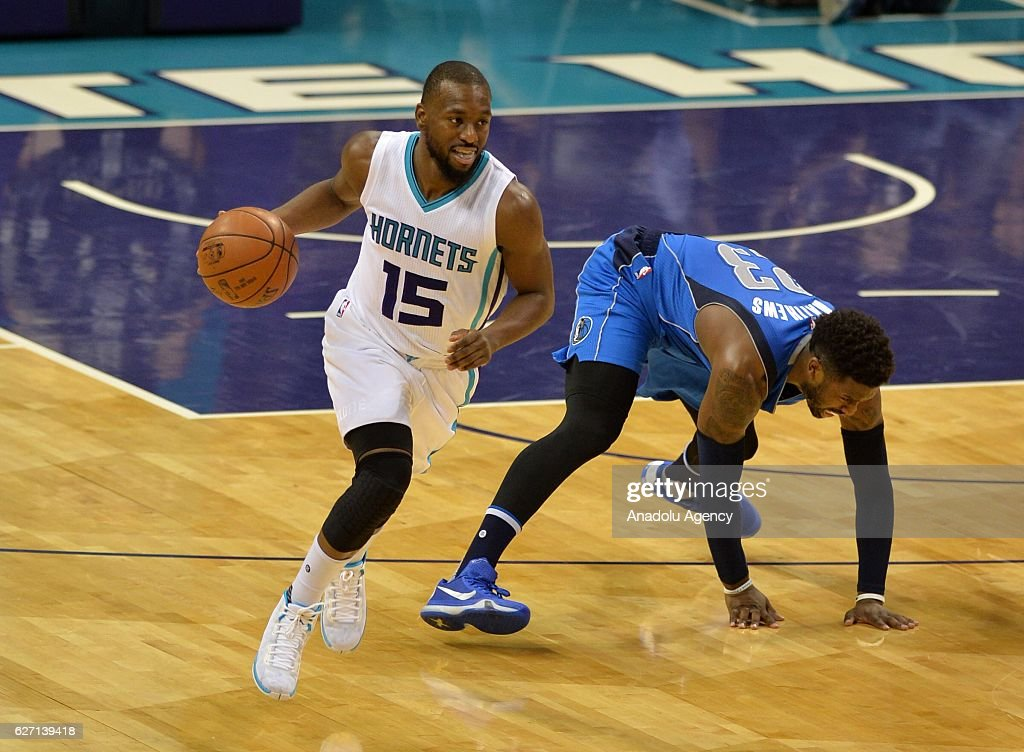 Charlotte Hornets vs Dallas Mavericks : News Photo