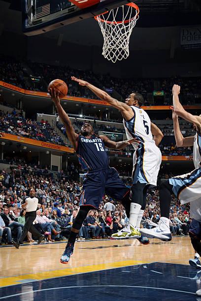 Charlotte Bobcats v Memphis Grizzlies