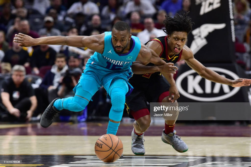 Charlotte Hornets v Cleveland Cavaliers : News Photo