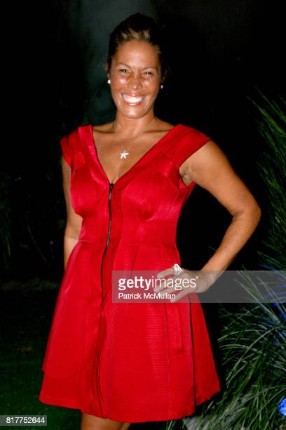 Kemberly Richardson attend CENTRAL PARK CONSERVANCY's Green Ball at Rumsey Playfield on October 26th 2010 in New York City