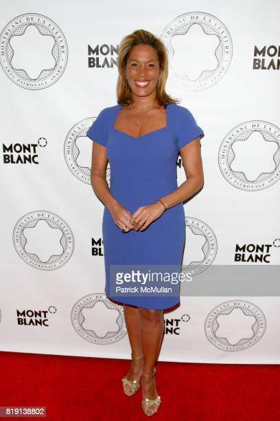 Kemberly Richardson attends MONTBLANC And ALVIN AILEY AMERICAN DANCE THEATRE Honor JUDITH JAMISON at Alvin Ailey American Dance Theatre on March 22...