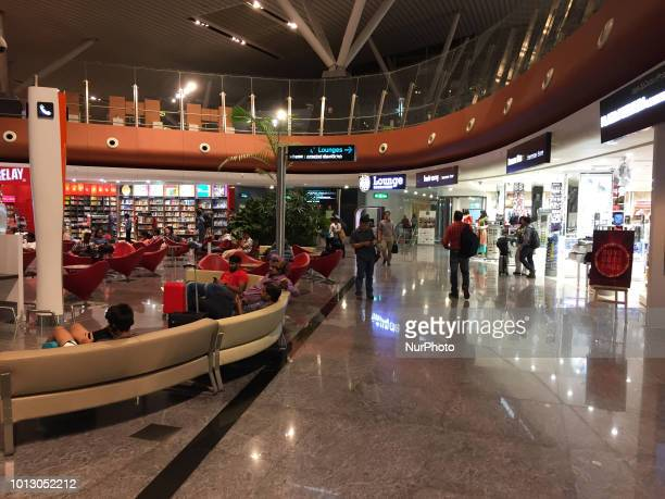 Kempegowda International Airport in Bengaluru , Karnataka, India. Kempegowda International Airport saw a rise in passengers as well as cargo movement...