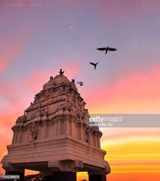 kempegowda tower - lal bagh, bangalore - bangalore stock pictures, royalty-free photos & images