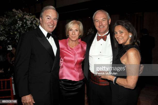 Ken Auletta Amanda 'Binky' Urban Christopher Buckley and Sharon Hoge attend LITERACY PARTNERS 25th Anniversary 'A Gala Evening of Readings' Honoring...