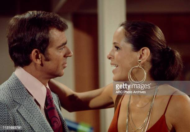 Ken Berry Louise Sorel appearing in the Walt Disney Television via Getty Images tv movie 'Every Man Needs One'