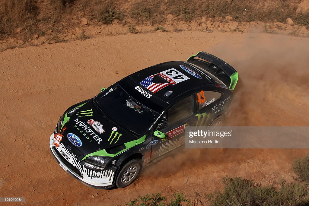 WRC Rally of Portugal Shakedown