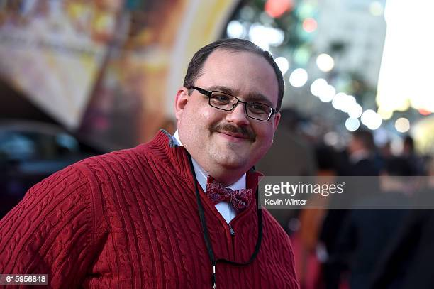 Ken Bone attends the premiere of Disney And Marvel Studios' 'Doctor Strange' on October 20 2016 in Hollywood California
