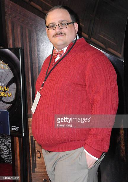 Ken Bone attends the premiere of Disney and Marvel Studios' 'Doctor Strange'at the El Capitan Theatre on October 20 2016 in Hollywood California