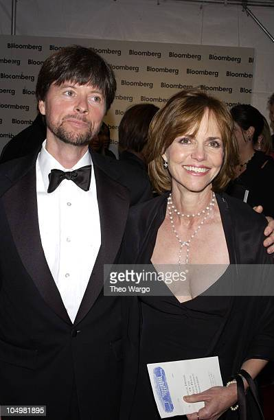 Ken Burns Sally Field during The Bloomberg afterparty immediately following The White House Correspondents Dinner at Trade Ministry of the Russian...