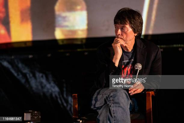 Ken Burns speaks during a Special Sneak Peek of Ken Burns' PBS documentary series Country Music at Autry Museum of the American West on July 27 2019...