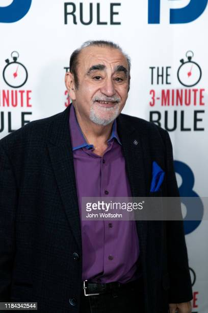 Ken Davitian attends red carpet event featuring business influencers celebrities and leading network executives gather to celebrate Brant Pinvidic's...