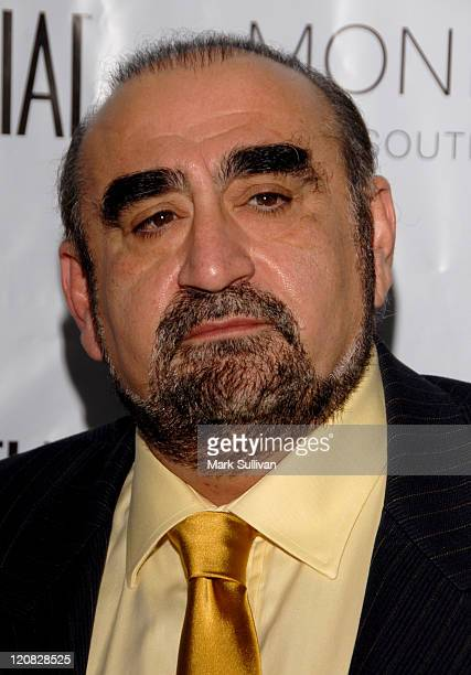 Ken Davitian during Los Angeles Confidential Magazine in Association with Morgans Hotel Group Celebrates the 2007 Oscars with Forest Whitaker Rob...