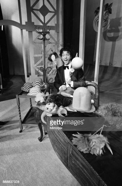 Ken Dodd the nut of Knotty Ash opens his one man show Ha Ha at the Playhouse Theatre Liverpool 3rd April 1973