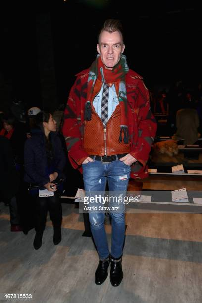 Ken Downing attends the Ruffian fashion show during Mercedes-Benz Fashion Week Fall 2014 at The Pavilion at Lincoln Center on February 8, 2014 in New...