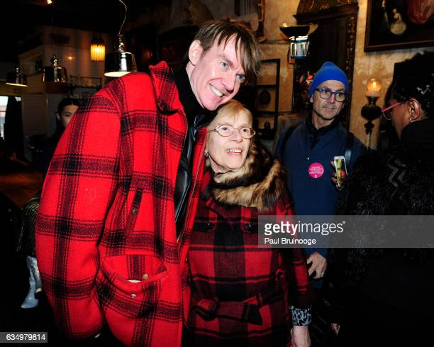 Ken Downing attends the Tracy Reese Presentation during New York Fashion Week at 632 Hudson on February 12 2016 in New York City