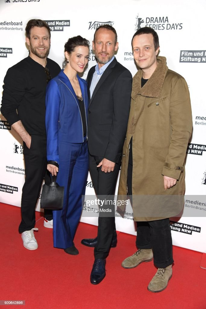 Berlinale Showcase 'Parfum' - 68th Berlinale International Film Festival