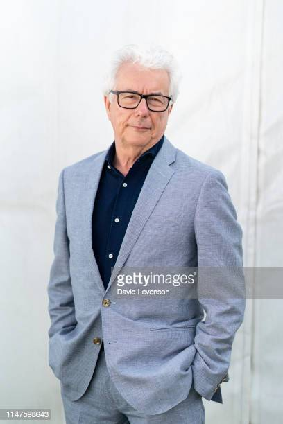 Ken Follett one of the worlds best selling authors during the 2019 Hay Festival on June 2 2019 in HayonWye Wales