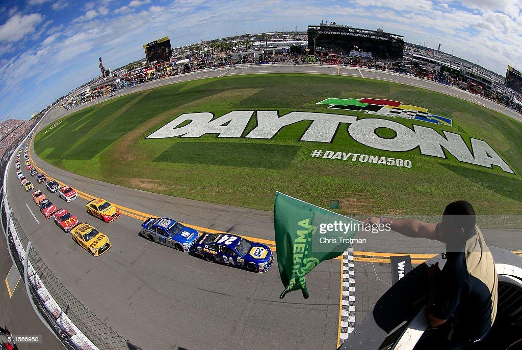 NASCAR Sprint Cup Series DAYTONA 500