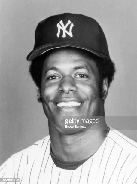 Ken Griffey Sr #33 of the New York Yankees poses for a portrait circa March 1983 in Ft Lauderdale Florida