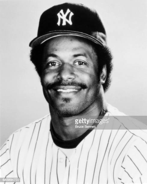 Ken Griffey Sr #33 of the New York Yankees poses for a portrait circa March 1985 in Ft Lauderdale Florida