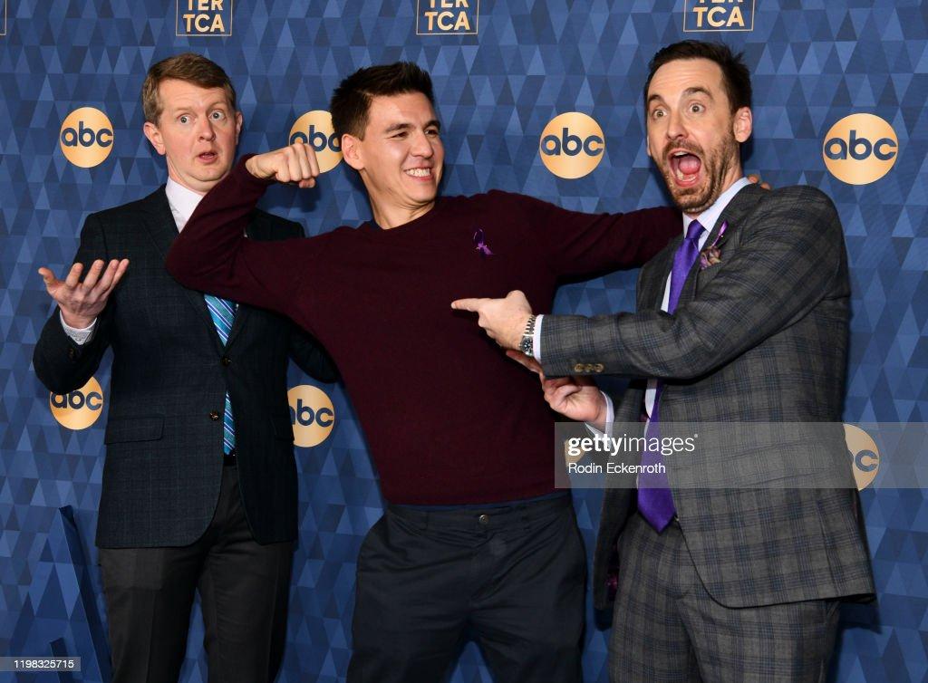 ABC Television's Winter Press Tour 2020 - Arrivals : News Photo