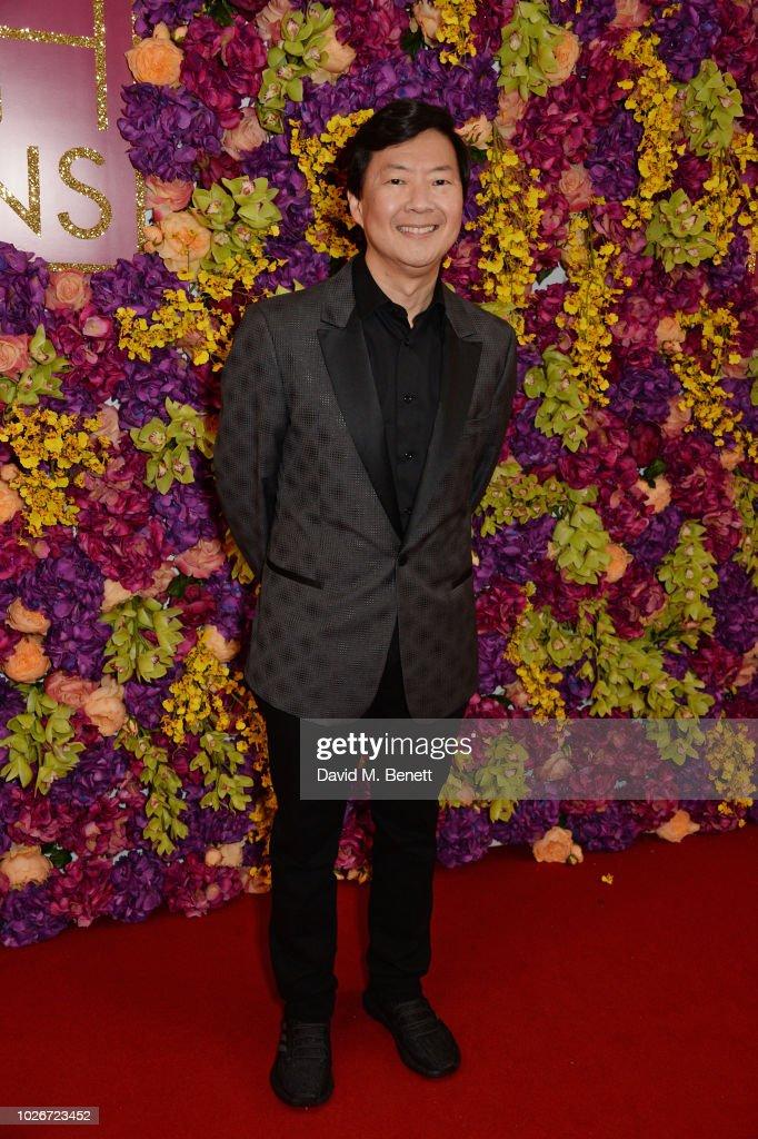 """Crazy Rich Asians"" - Special Screening - VIP Arrivals : News Photo"