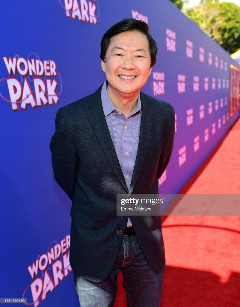 "Premiere Of Paramount Pictures' ""Wonder Park"" - Red Carpet : News Photo"