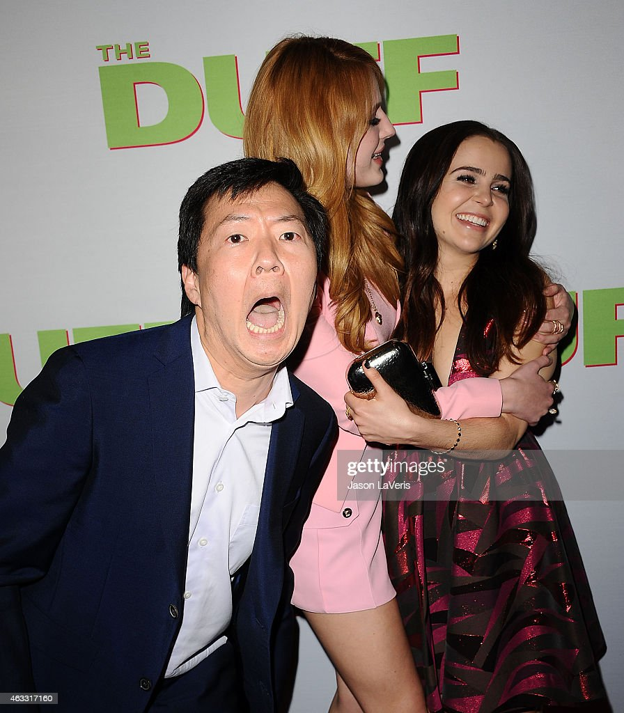 """""""The Duff"""" Los Angeles Special Screening : News Photo"""