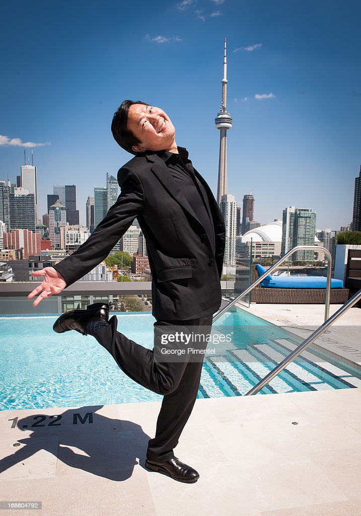 "Ken Jeong Promotes ""The Hangover Part III"" In Toronto, ON : News Photo"