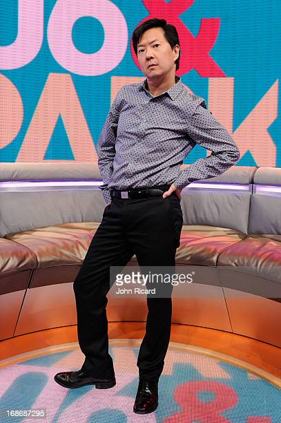 Ken Jeong visits BET's '106 Park' at BET Studios on May 13 2013 in New York City