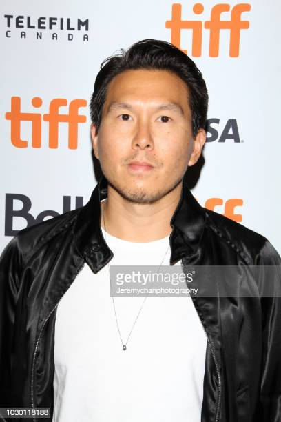 Ken Kao attends the 'Mid90s' Premiere during 2018 Toronto International Film Festival at Ryerson Theatre on September 9 2018 in Toronto Canada