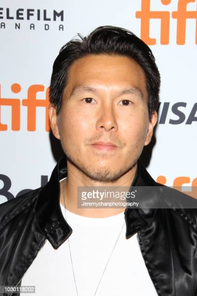 Ken Kao attends the Mid90s Premiere during 2018 Toronto International Film Festival at Ryerson Theatre on September 9 2018 in Toronto Canada