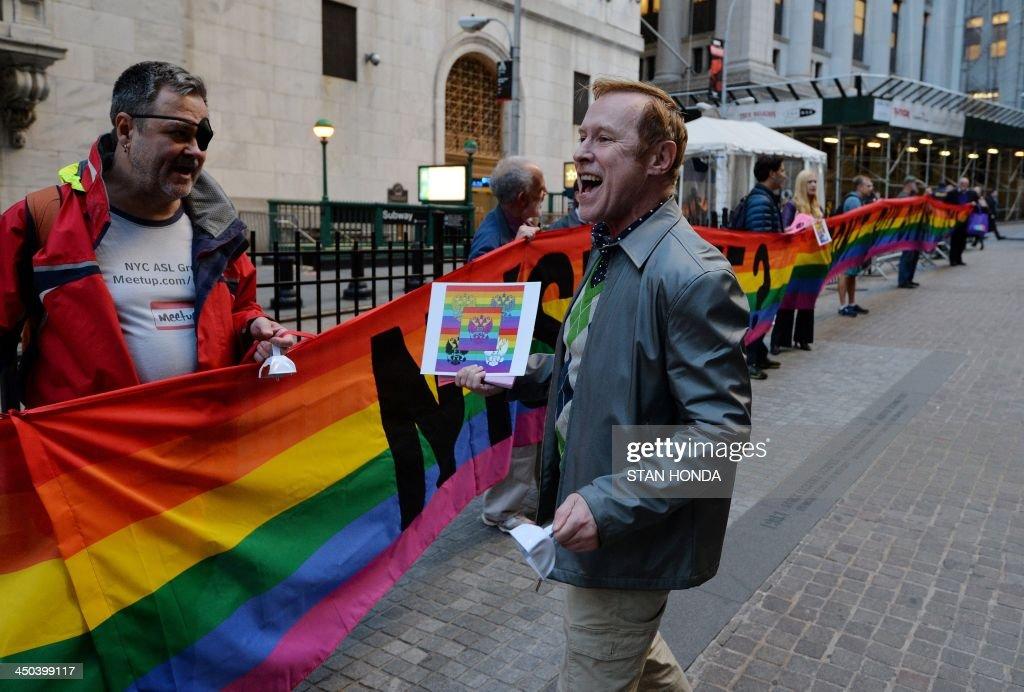 Grassroots gay rights