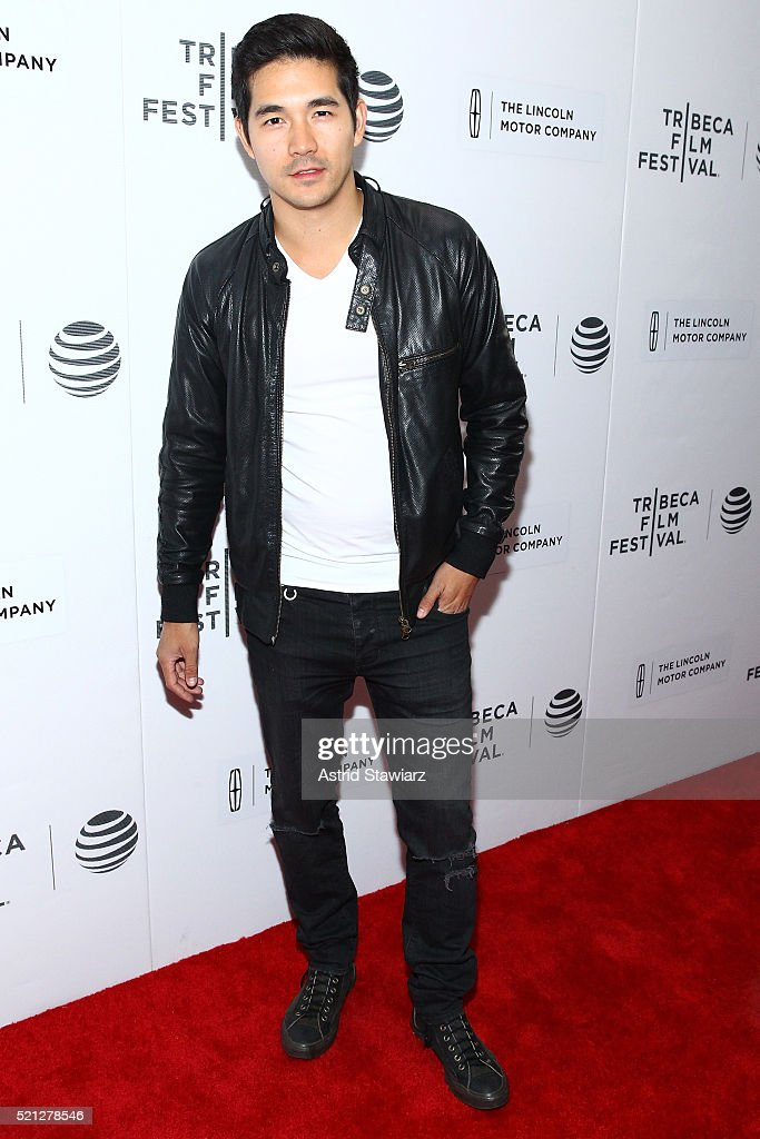 Ken Kirby from The Gay and Wondrous Life of Caleb Gallo, attends the 2016 Tribeca Film Festival Shorts: New York Then at Regal Battery Park Cinemas on April 14, 2016 in New York City.