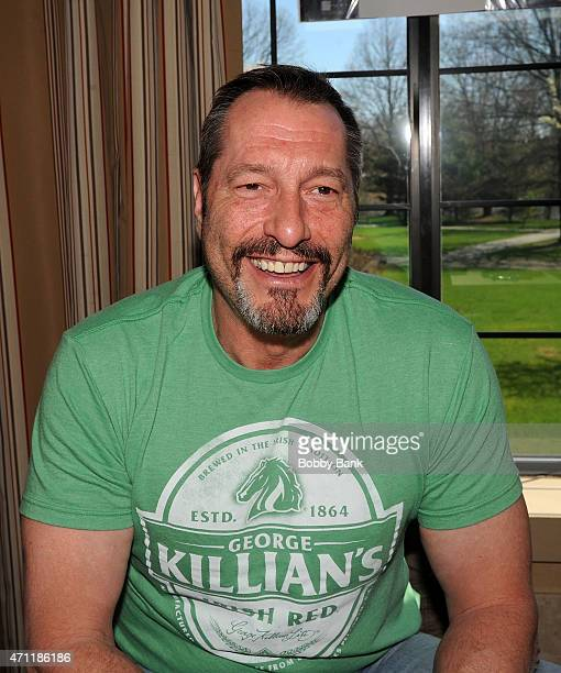 Ken Kirzinger attends day 2 of the Chiller Theater Expo at Sheraton Parsippany Hotel on April 25 2015 in Parsippany New Jersey