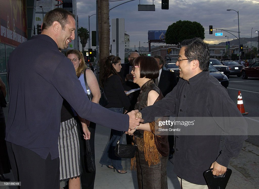 "Los Angeles Premiere for ""Freddy Vs. Jason"" - Arrivals : Foto jornalística"