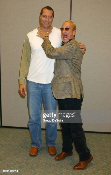 Ken Kirzinger Robert Englund of Freddy Vs Jason