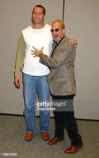Ken Kirzinger Robert Englund of Freddy Vs Jason