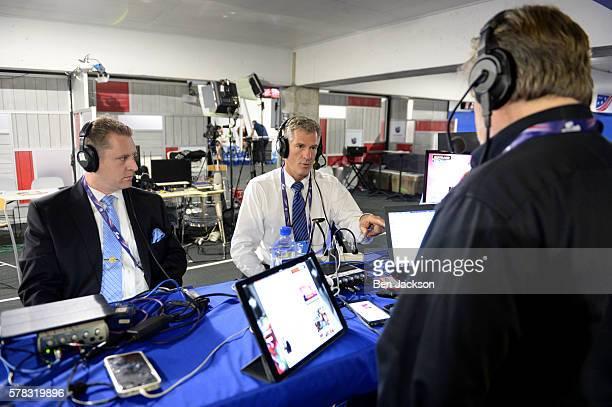 Ken Klukowski Senior Legal Editor at Breitbart and Scott Brown former Senator of Massachusetts talk with Stephen K Bannon on an episode of Brietbart...