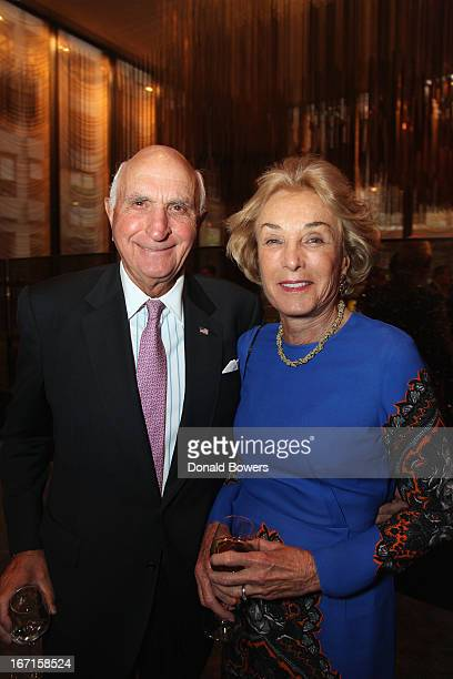 Ken Langone and Elaine Langone attend The Through The Kitchen Party Benefit For Cancer Research Institute on April 21 2013 in New York City