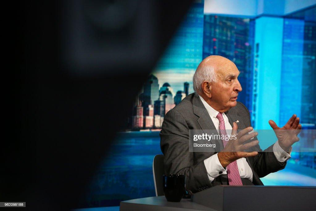 Invemed Associates Inc. Chairman And CEO Ken Langone Interview