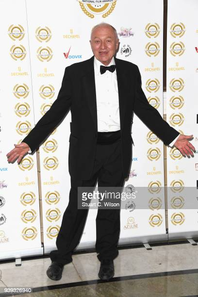 Ken Livingstone attends the National Film Awards UK at Porchester Hall on March 28 2018 in London England