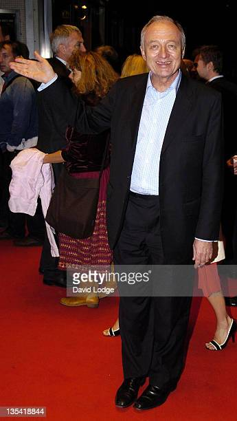 Ken Livingstone during The Times BFI London Film Festival Gala Screening of 'Venus' at Odeon West End in London Great Britain