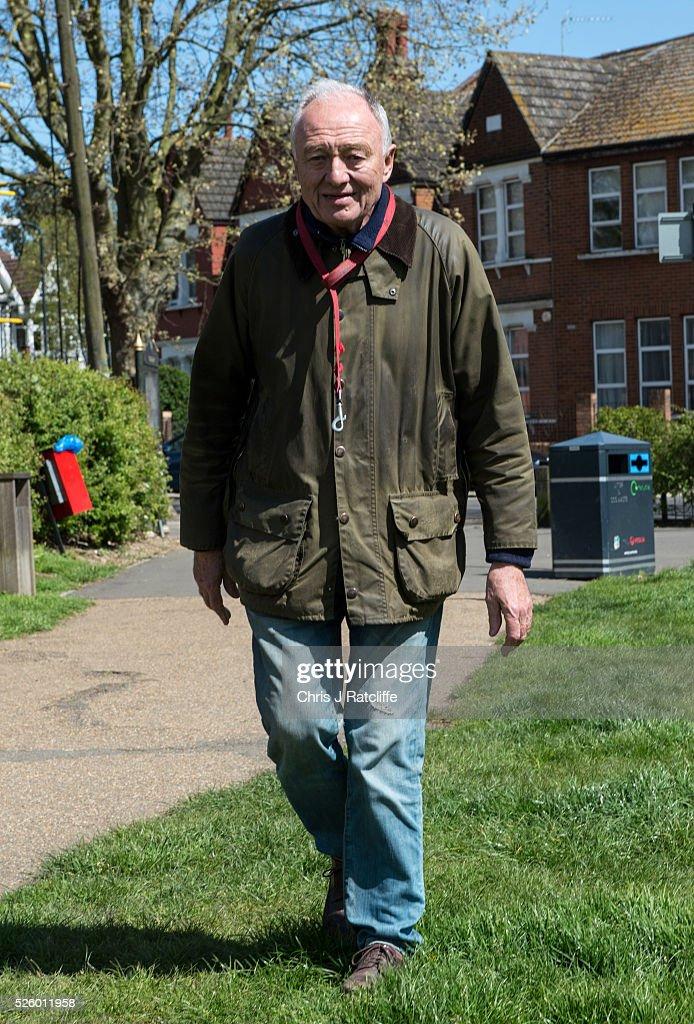 Ken Livingstone Leaves Home Amid Anti-Semitic Row