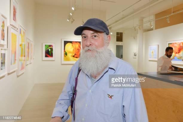 Ken Lubin attends Joel Grey The Flower Whisperer at Staley Wise Gallery on June 26 2019 in New York City